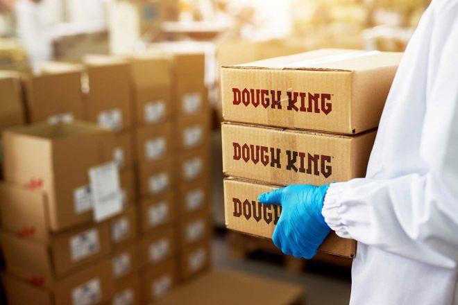 Dough King Shipping