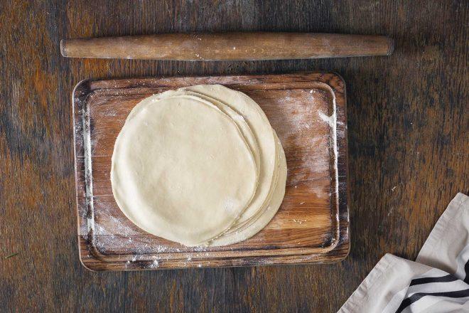 Sheeted Dough